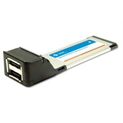 SUNIX SCHEDA ADD-ON EXPRESS CARD 2 PORTE ESTERNE SATAII 3GB/S 106107