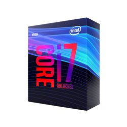 INTEL CPU 9TH GEN I7-9700K 3,60GHZ LGA1151 95W OCTA CORE BX80684I79700K