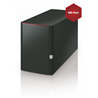 Buffalo LinkStation 220DR Ethernet Escritorio Negro NAS LS220DR0202-EU