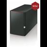 Buffalo LinkStation 220DR Ethernet LAN Desktop Black NAS LS220DR0202-EU