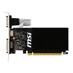 MSI VGA GT 710 1GB DDR3 DL DVI HDMI VGA LP