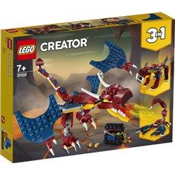 LEGO CREATOR: DRAGO DEL FUOCO
