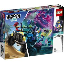 LEGO HIDDEN SIDE: IL BUGGY DA SPIAGGIA DI JACK