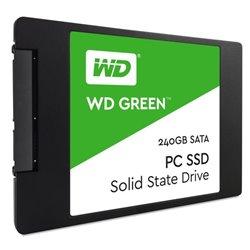 """WESTERN DIGITAL SSD GREEN 240GB 2,5"""" 7MM SATA 6GB/S 545 MB/S"""