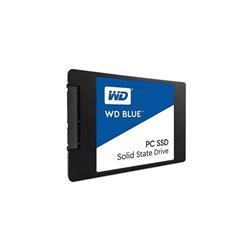 WESTERN DIGITAL SSD BLUE 500GB 2,5 7MM SATA 6GB/S 560 MB/S READ 530 MB/S WRITE
