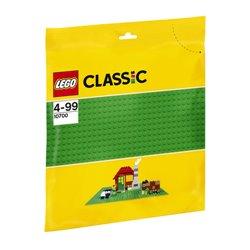 LEGO CLASSIC: BASE VERDE 10700_